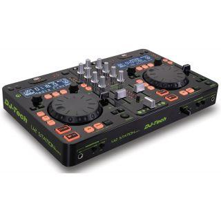 0-DJ TECH U2 STATION MKII