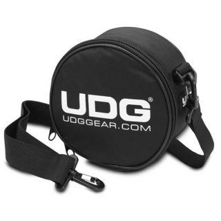 0-UDG HEADPHONE BAG BLACK -