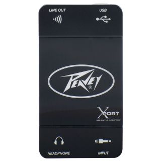 0-PEAVEY X PORT USB GUITAR
