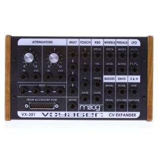 0-MOOG VX-351 Voyager CV Ex