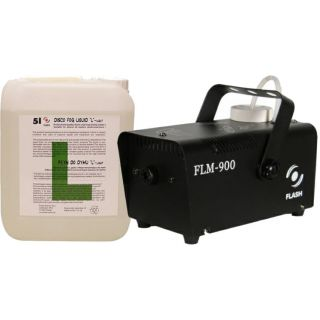 0-FLASH FOG MACHINE FLM-900