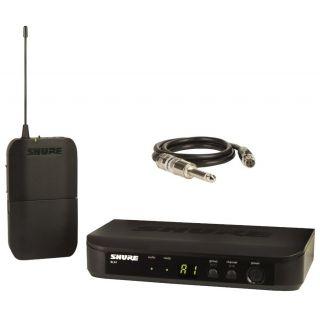 SHURE BLX14E - Sistema Wireless per Chitarra/Basso