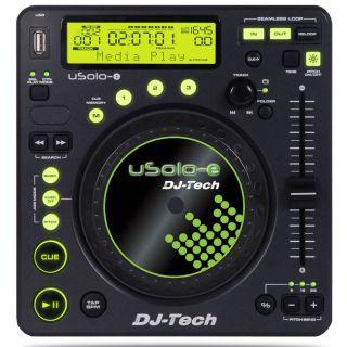 0-DJ TECH USOLOE - (Coppia)