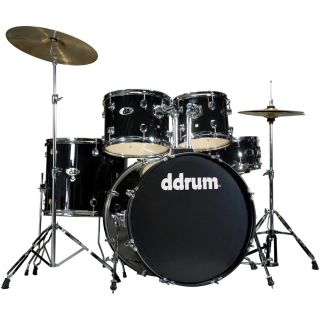 0-DDrum D2 MB Midnight Blac