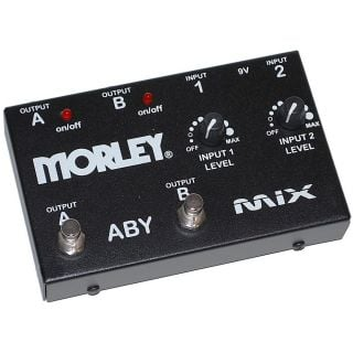0-MORLEY ABY MIX - Mixer e