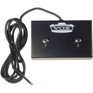 0-Vox VSF2 Pedale footswitc