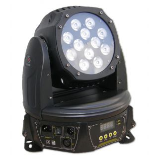 0-FLASH LED MOVING HEAD ZOO