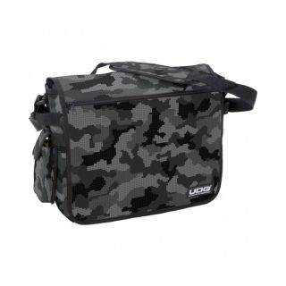 0-UDG COURIER BAG CAMO GREY