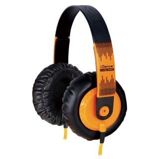 0-iDANCE SeDJ400 Arancio/Ne