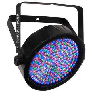 0-CHAUVET DJ SlimPAR 64 RGB