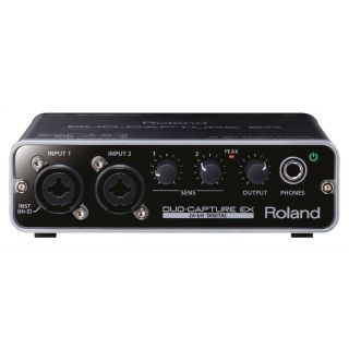 0-ROLAND UA22 Duo Capture E