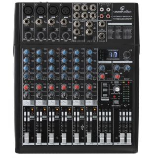 0-SOUNDSATION NEOMIX 402UFX