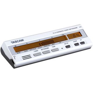 0-TASCAM TC8 - ACCORDATORE