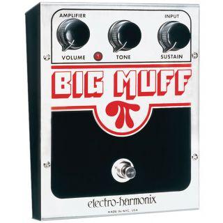 0-ELECTRO HARMONIX BIG MUFF