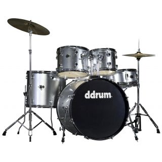0-DDrum D2 BS Brushed Silve