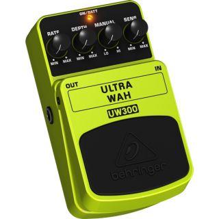 0-BEHRINGER UW300 ULTRA WAH
