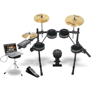 0-ALESIS USB Pro DrumKit ba