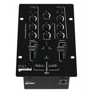 0-GEMINI PS1 - MIXER 2 CANA