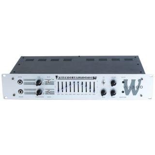 0-WARWICK W Amp 300 Head -