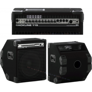 0-GALLIEN KRUEGER BACKLINE