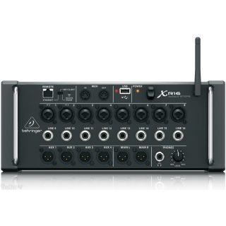 0-BEHRINGER X Air XR16 - MI