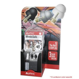 0-ALPINE MusicSafe Pro Set