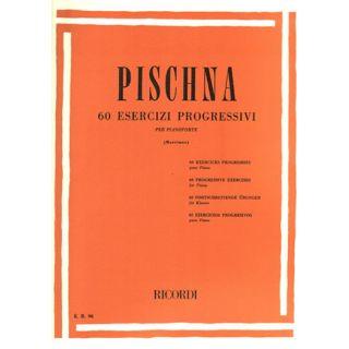 0-RICORDI Pischna, Johann -
