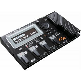 0-ROLAND GR55S-BK Guitar Sy