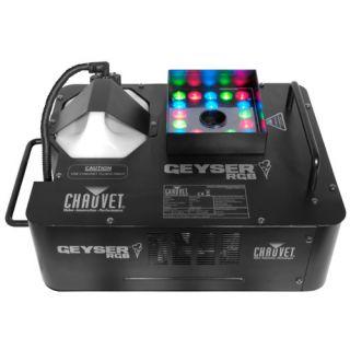 0-CHAUVET DJ GEYSER RGB - M