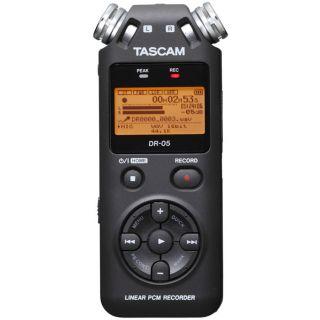 0-TASCAM DR05 V2 + MicroSD