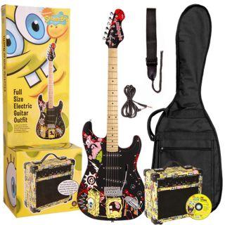 0-SpongeBob KIT Chitarra El