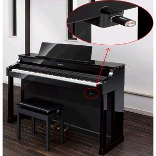 0-ROLAND HP307PE - PIANOFOR