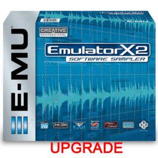 0-E-mu Upgrade Emulator X2
