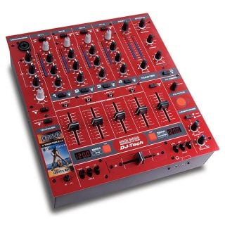 0-DJ TECH DDM3000 RED - MIX