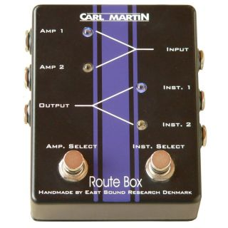 0-CARL MARTIN ROUTE BOX - S