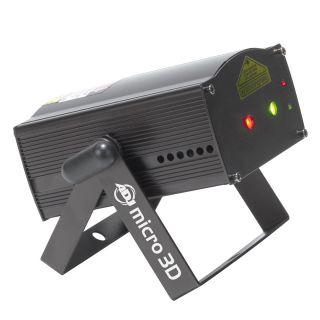 0-AMERICAN DJ - MICRO 3D