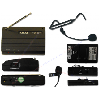 0-KARMA SET 7700LAV - RADIO