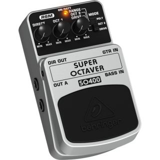 0-BEHRINGER SO400 SUPER OCT