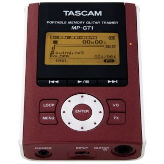 0-TASCAM MP GT1 MP3 Guitar