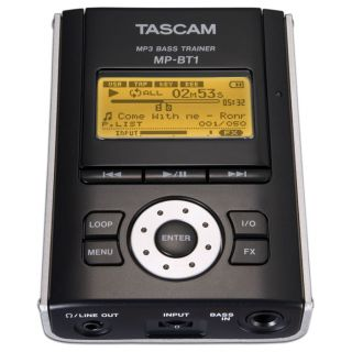 0-TASCAM MP BT1 MP3 Bass Tr
