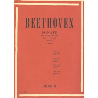0-RICORDI Beethoven - 32 So