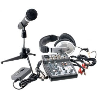 0-BEHRINGER PODCASTUDIO USB