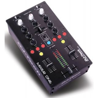 0-DJ TECH MIXER ONE - CONTR