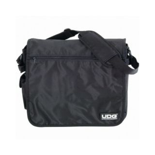 0-UDG COURIER BAG BLACK