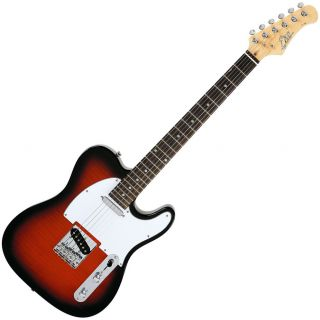 0-EKO VT380 SUNBURST FLAMED