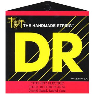 0-DR Strings JH-10 - CORDE