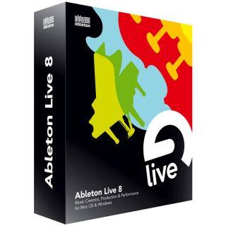 0-ABLETON Live 8