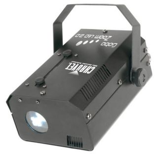 0-CHAUVET GOBO ZOOM LED2 -