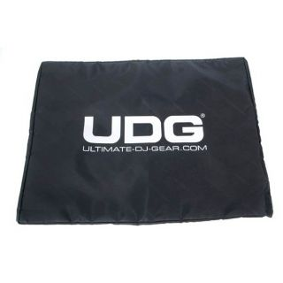 "0 UDG - Ultimate Turntable & 19"" Mixer Dust Cover Black (1 pc)"""