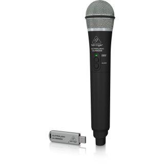 Behringer ULM 300 USB - Sistema Microfonico Digitale Wireless / Palmare